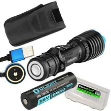 Olight  Warrior X 2000 lumen magnetic rechargeable CREE LED tactical flashlight