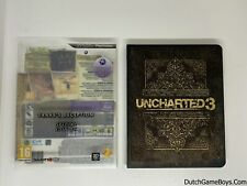 Uncharted 3 - Drake's Deception - Special Edition - Playstation 3 - PS3