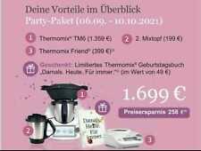 Thermomix TM6 1000W Küchenmaschine