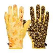 Fahrrad-Handschuhe und -Fäustlinge in Gelb