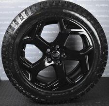 "4 Black Range Rover Sport 20"" Alloys Wheels & 255/55R20 General Grabber AT Tyres"