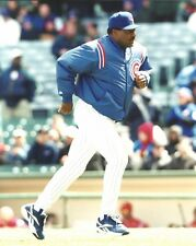 DON BAYLOR 8x10 PHOTO Wrigley CHICAGO CUBS 1979 AL MVP Baseball Manager deceased