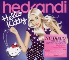 Various - Hed Kandi Nu Disco: Hello Kitty - CD