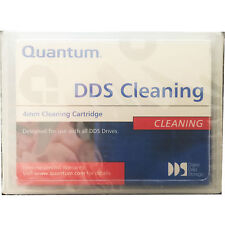 NEW Quantum DDS 4mm Cleaning Cartridges Shrink-Wrapped