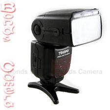 Triopo TR-981 i-TTL Flash Speedlite 1/8000s für Nikon SB-910 D7100 D800 YN-568EX