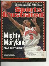 2002 Sports Illustrated Magazine April 9th Maryland Wins Final Four