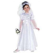 Forum Novelties Little Bride Wedding Belle Child Costume Dress and Veil Small