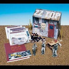 Chrome Smoke & Bbq: The Zz Top Box, Zz Top, Acceptable Original recording remast