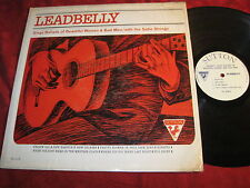 LP Negro Folk LEADBELLY Sings Ballads of Beautiful Women & Bad Men SUTTON US RAR