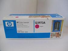 HP COULEUR D'ORIGINE LaserJet Q3971A Cyan Laser Toner Cart page Life 2000pp