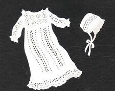 ~ Christening Gown Baby Boy Girl Babies Grossman Sticker SALE PRICE ~