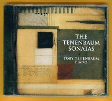 Toby Tenebaum - The Tenebaum Sonatas - 76 Minutes - 2004 NEW CD
