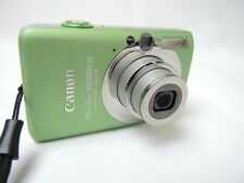 New ListingCanon PowerShot Sd1200 Is 10.0Mp Digital Elph green Camera Point Shoot