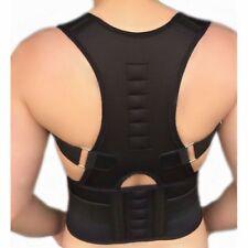 Corrector postural magnético ESPALDA Lumbar hombro UNISEX neopreno dolor espalda