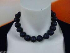 Markenlose echten Halsketten mit Edelsteinen aus Edelstahl