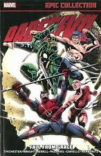 Daredevil Epic Collection: Fall From Grace (Daredevil & Elektra), Newell, Mindy,