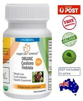 ORGANIC Caralluma Fimbriata Capsules - Weight Loss - AU Stock
