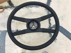 NOS GM 1977-1981 Camaro Z28 Rope Steering Wheel 9761613 Chevrolet 4 spoke wheel