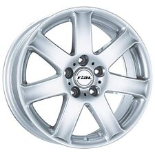 Leichtmetallfelge Rial Flair 7x15 ET46  5/112/57.1 silber Ford Seat VW KBA 45566