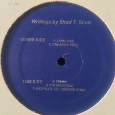 Shad T Scot Sand Pail ISOPHLUX NM electronic techno idm edm ambient