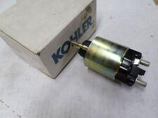 Genuine Kohler solenoid 52 435 02-S 5243502S
