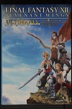 JAPAN Final Fantasy XII: Revenant Wings Ultimania (Guide Book)