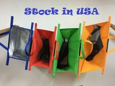 Trolley bags Reusable shopping with insulation