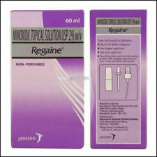 2 Pack- Regaine Topical Solution 2% For Women Hair Loss Treat & Regrowth -60 ml