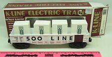 K-Line ~ K-6546 Soo Line Classic gondola