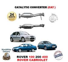 PARA ROVER 100 200 400 ROVER CABRIOLET NUEVO CATALIZADOR CONVERTIDOR CATALÍTICO