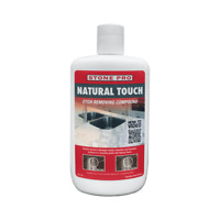 STONE PRO NATURAL TOUCH STONE ETCH REMOVER 8 OUNCE (HOW TO VIDEO)