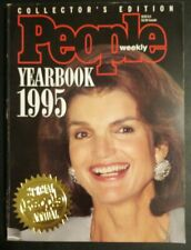 People Weekly Yearbook 1995 Collectors Edition. Jackie O, OJ Simpson & Much More