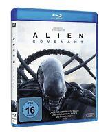 "Alien: Covenant [Blu-ray/NEU/OVP] Fortsetzung zu ""Alien""-Prequel ""Prometheus"""