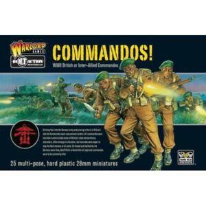 Warlord Games Bolt Action British Commandos