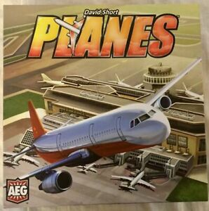 Planes Board Game,  Replacement Parts Pieces Cards