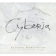 """SAINKHO NAMTCHYLAK """"CYBERIA"""" 2 CD NEUWARE"""