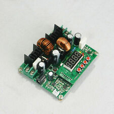 Digital DC Converter CC CV Power Module Led Driver Auto Step Up/Down 6A Max