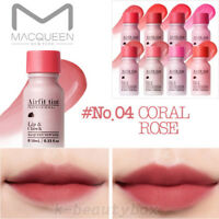 MACQUEEN Airfit Cushion Lip Tint #No.04 Coral Rose / Lipstick Korean Cosmetic