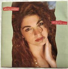 "Gloria Estefan - Oye Mi Canto (Hear My Voice) - Epic Records 7"" Single Nr EX/VG"