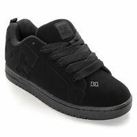 DC Shoes Men's Court Graffik Sneaker Shoes Black Kicks Trainers r Sports Clothin