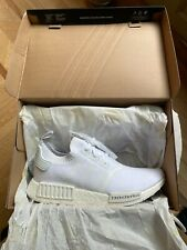 NMD * ALL WHITE * adidas 10.5