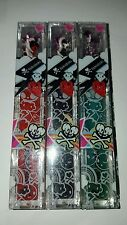 Tokidoki Prisma Lipgloss Lip Gloss Cosmetics Lot In Ninja Dog Devil Girl Adios