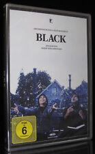 DVD BLACK - BOLLYWOOD DRAMA - WARMHERZIG UND HERZERGREIFEND *** NEU ***