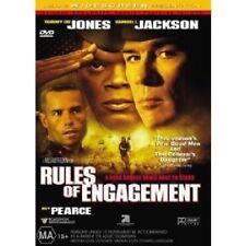 Rules Of Engagement DVD, 2001 Tommy Lee Jones, Samuel L. Jackson, Guy Pearce