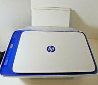 HP DeskJet 2655 All-In-One Ink Jet Printer Copier Scanner ink cartridges bundle