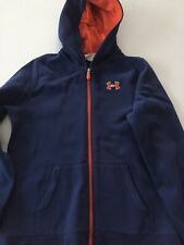 Boys Under Armour Zip Up Hoodie Youth XL