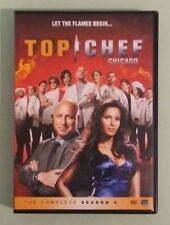 TOP CHEF CHICAGO the complete season 4 four fourth  DVD