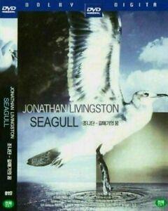 Jonathan Livingston Seagull (1973) James Franciscus / DVD NEW / FAST SHIP