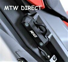 R&G Rear Foot Rest Blanking Plates for  Honda CBR1000RR Fireblade 2017 - 2018