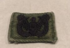 WWII 1939-1945 Era Military Patch Original Embroidered  Stock # 422